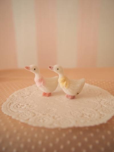 画像1: 【Sale!】小さいあひるちゃん2個セット