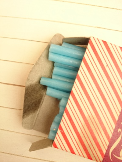 画像3: 【Sale!】ヴィンテージ箱入りキャンドル
