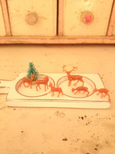画像3: ミニチュアクリスマスのセット(A)