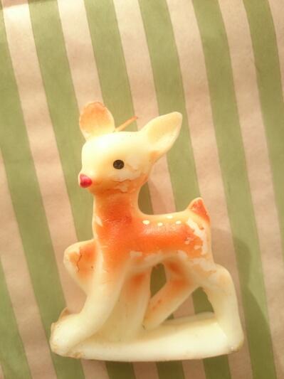 画像5: 【Sale!】トナカイさんキャンドル