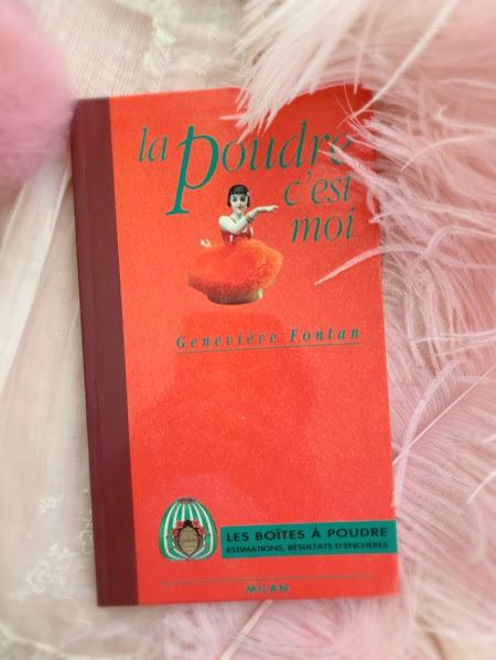 画像1: パウダーボックスの本(フランス語)