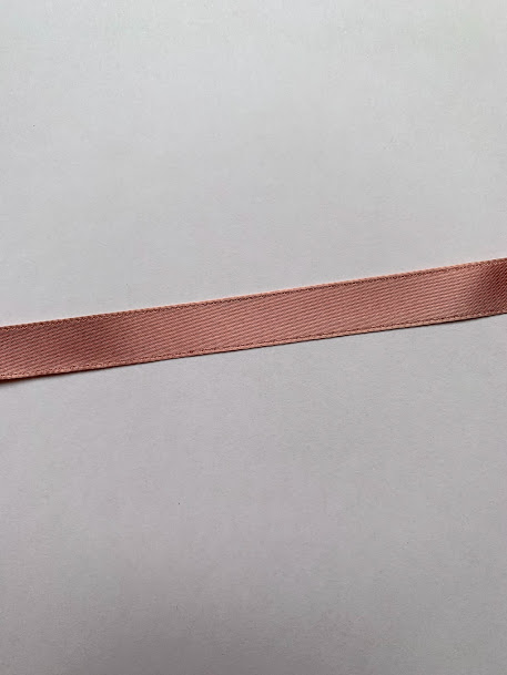 画像2: フランス ヴィンテージリボン ピンク系