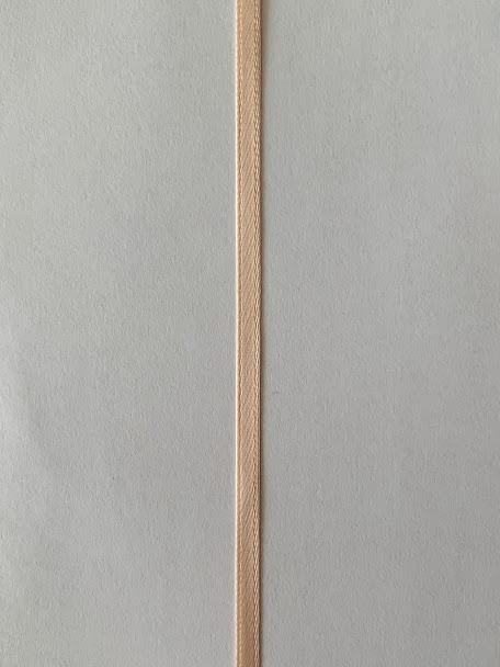 画像3: ダブルサテンリボン(ピーチ幅4mm)